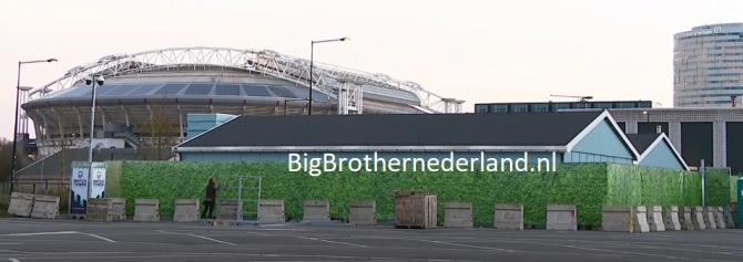 Dit is de locatie en dit zijn de eerste foto's van het Big Brother huis