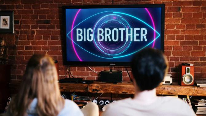 Big Brother is dagelijks te zien om 21:30
