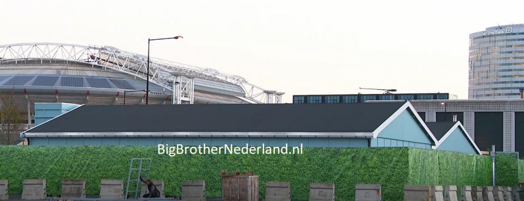 Big Brother 2021 huis - Big Brother Nederland.nl