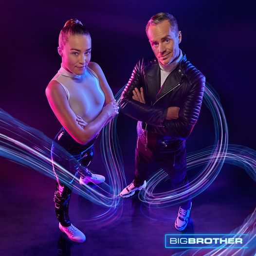 Geraldine Kemper & Peter van der Veire zijn de presentatoren van Big Brother 2021