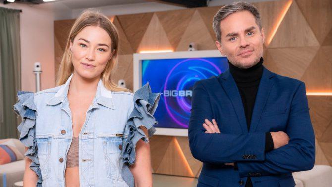 Een twist in Big Brother, de kijkers mogen deze week nomineren