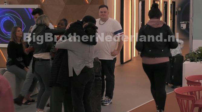 Daniëlle, Jowi en Nathalie verlaten vrijwillig het Big Brother huis