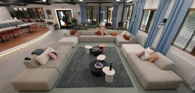 Het Big Brother huis is leeg, iedereen wordt één voor één weggeroepen
