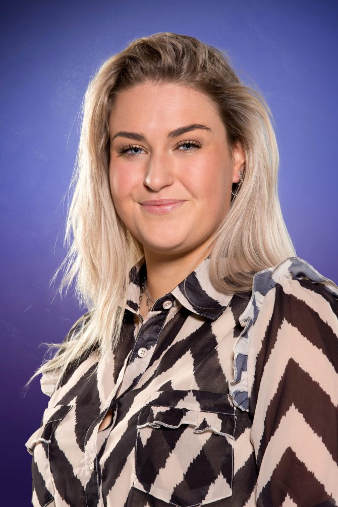 Jill is op zijn vroegst pas weer dinsdag in Big Brother