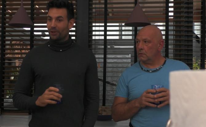 Drie nieuwe bewoners betreden het Big Brother huis