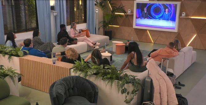 De liveshow: René en Els mogen blijven in Big Brother