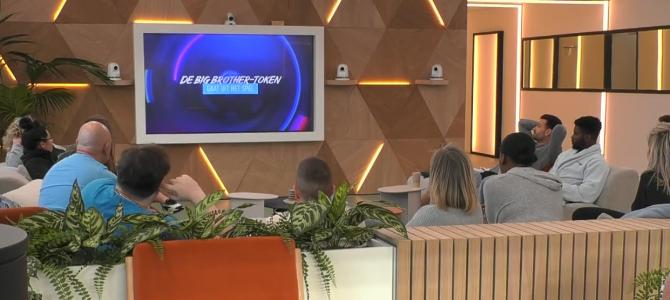 Big Brother token verdwijnt uit het spel, dat heeft de kijker besloten