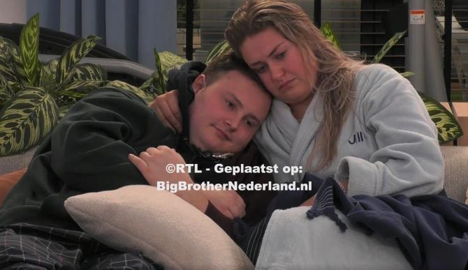 Thomas en Jill gaan uitzoeken wat ze voor elkaar voelen