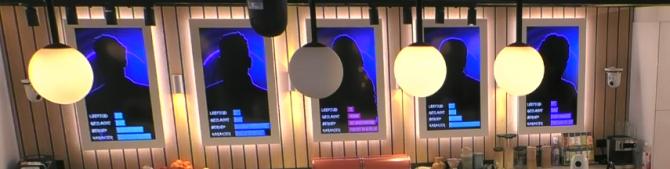 Big Brother onthult kenmerken van de vijf mysterieuze schaduwen