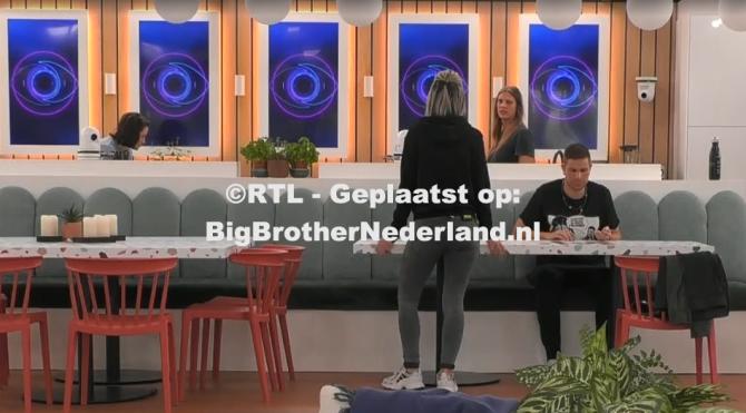 Big Brother vertelt aan de bewoners dat zij niet mogen nomineren, ze snappen er niets van