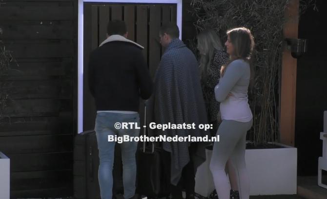 Jill, Nick en Liese zijn de finalisten van Big Brother, Michel moet vertrekken