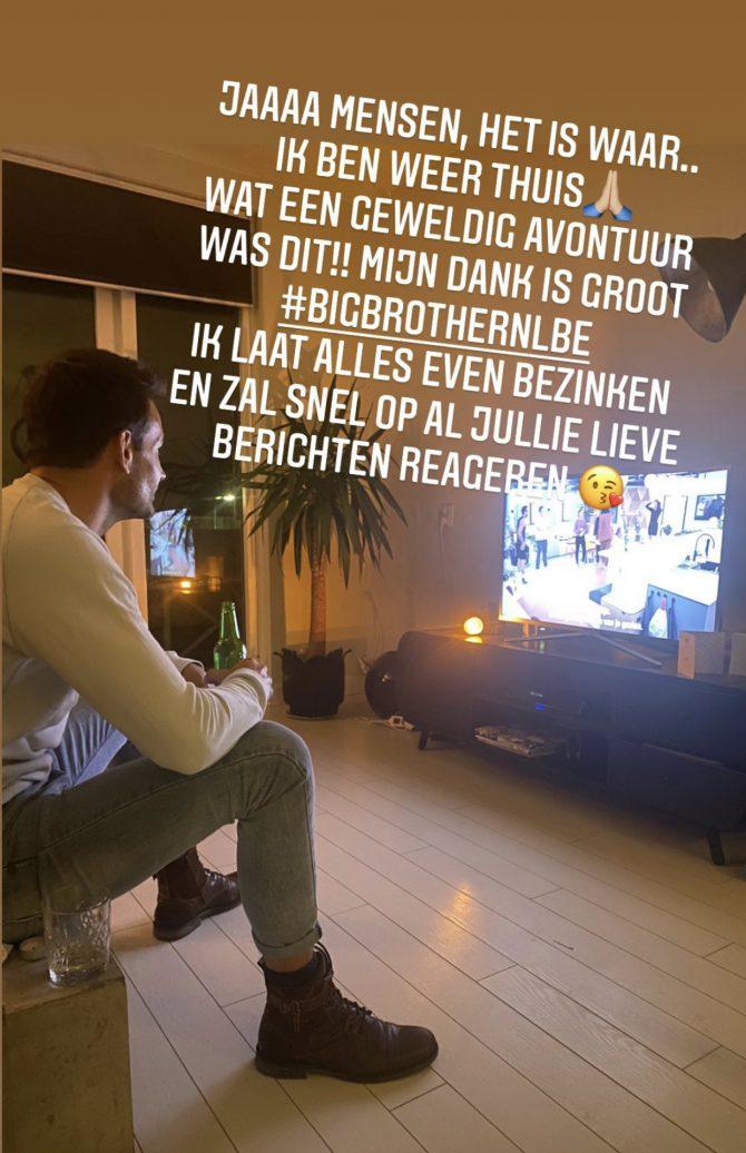 Oud Big Brother deelnemer Michel krijgt nog een groots afscheid